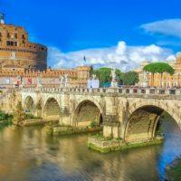Castel Sant'Angelo ponte tevere