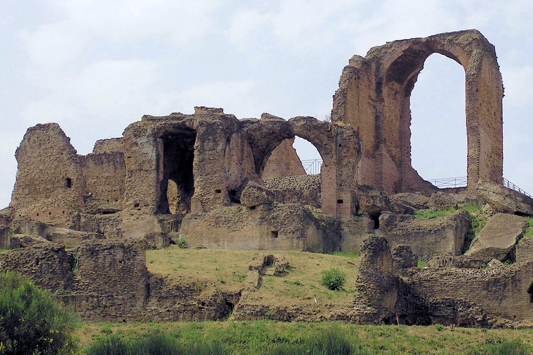 Villa dei Quintili Appia Antica