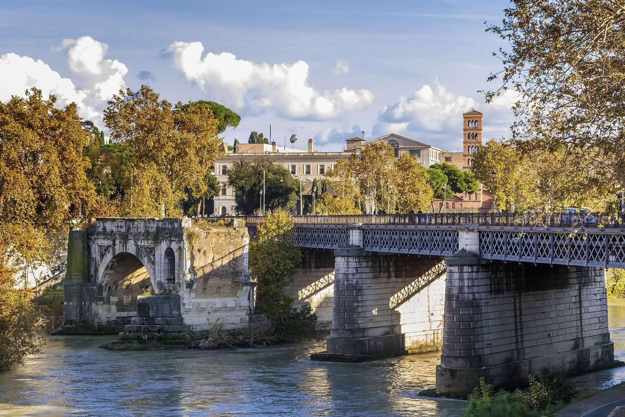 Ponte Rotto Ponte Emilio