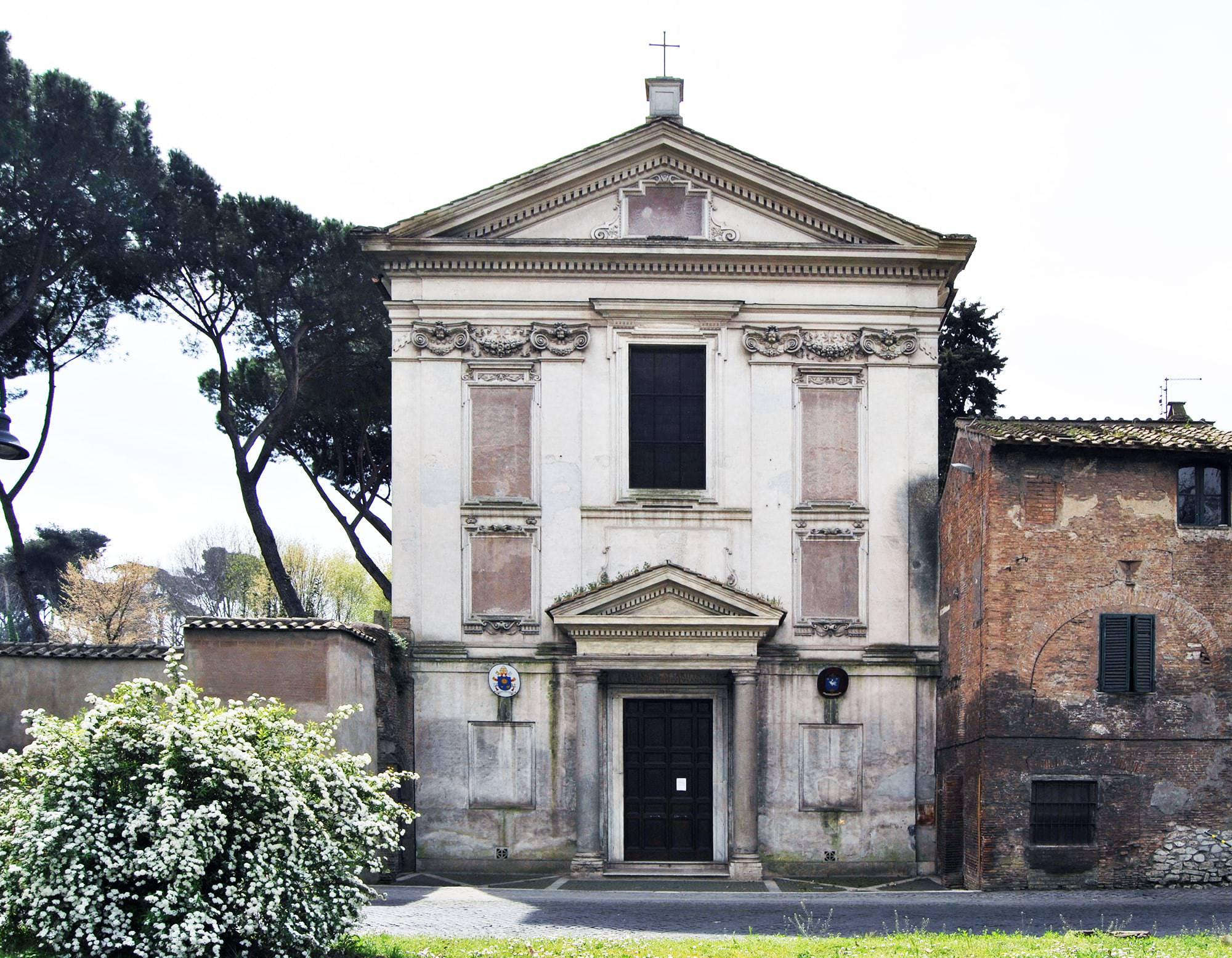 Basilica di San Cesareo de Appia