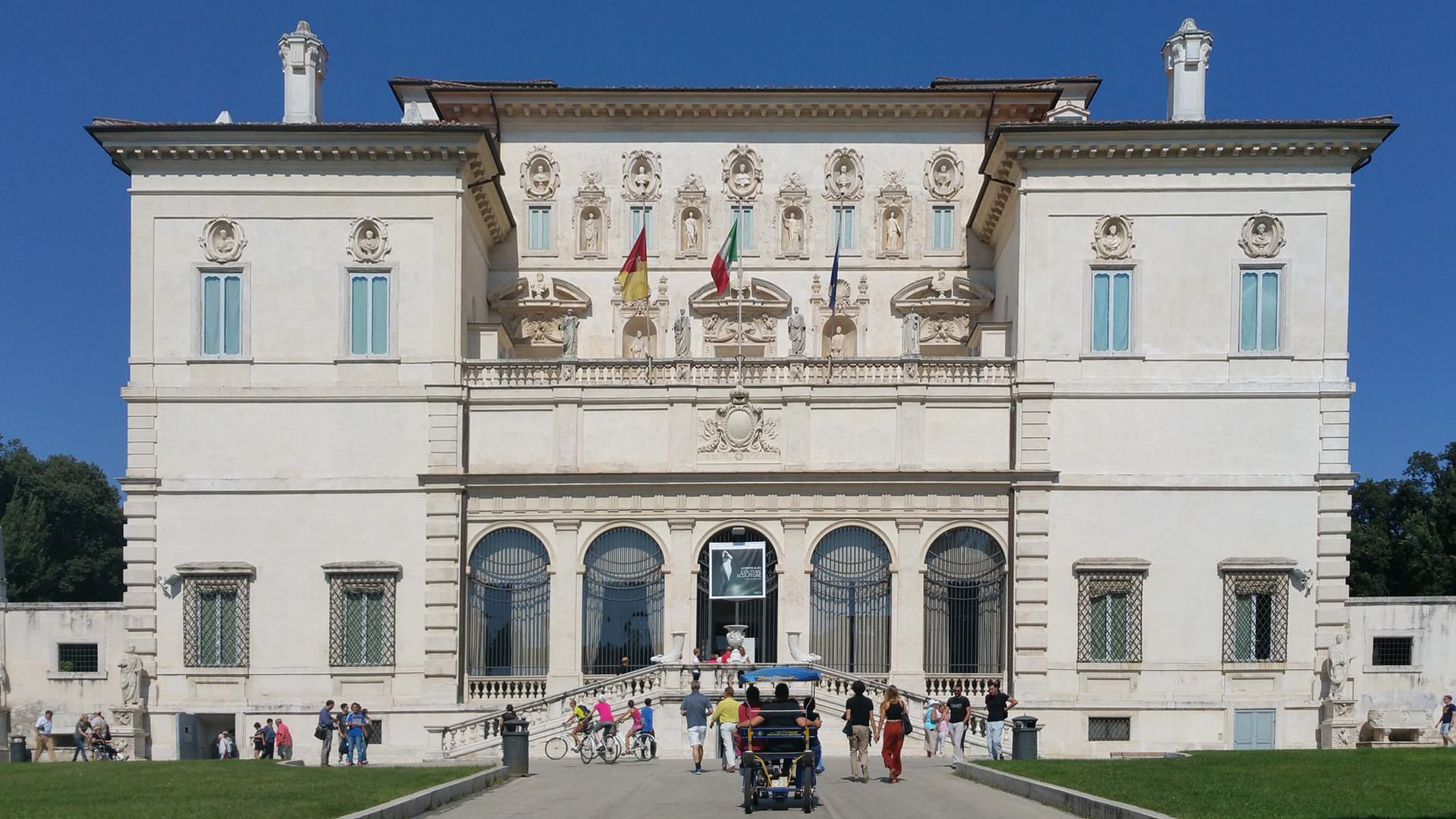 galleria borghese museo