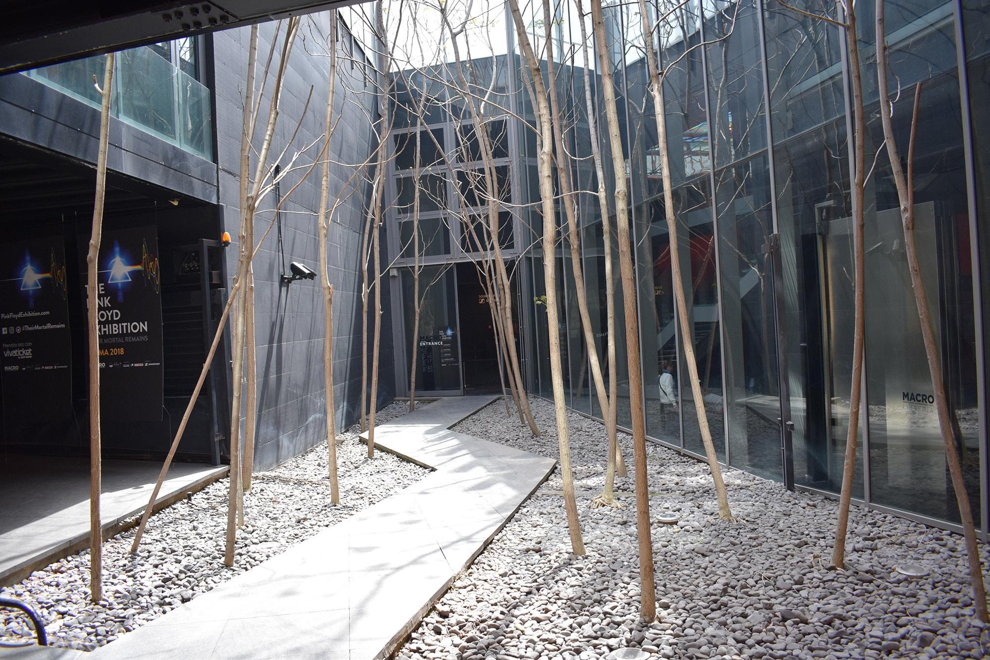 MACRO Museo Arte Contemporanea Roma ingresso