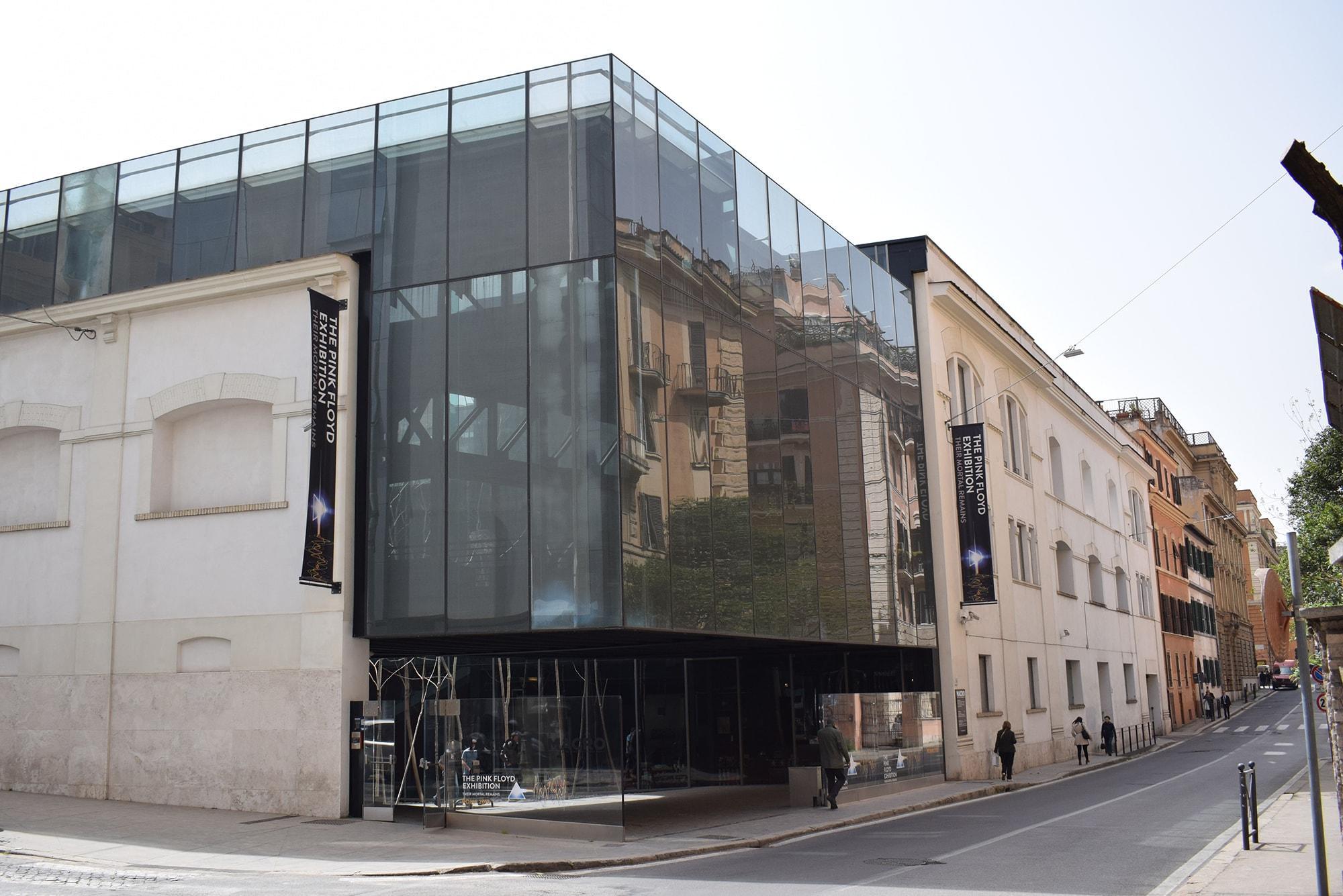 MACRO Museo Arte Contemporanea Roma