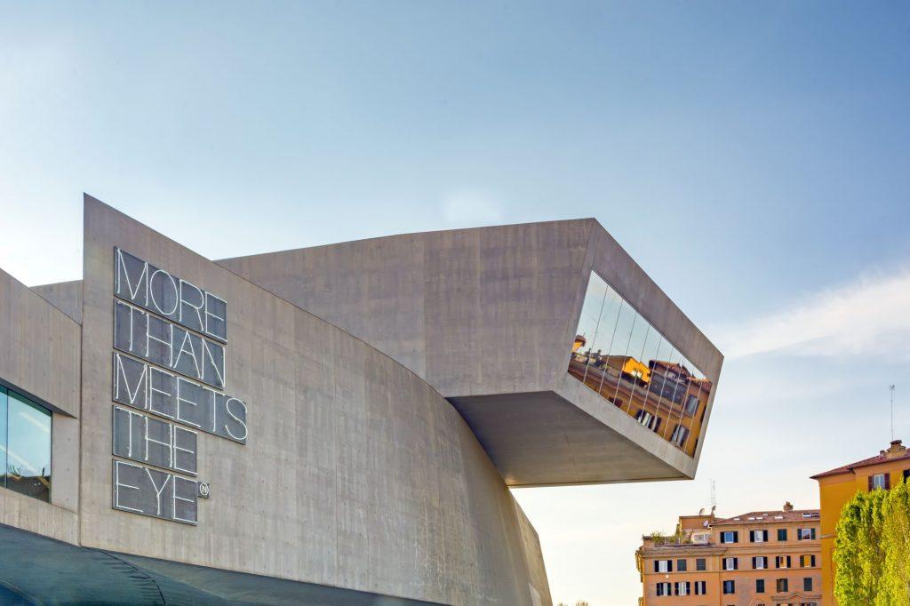 MAXXI Museo delle Arti del XXI secolo