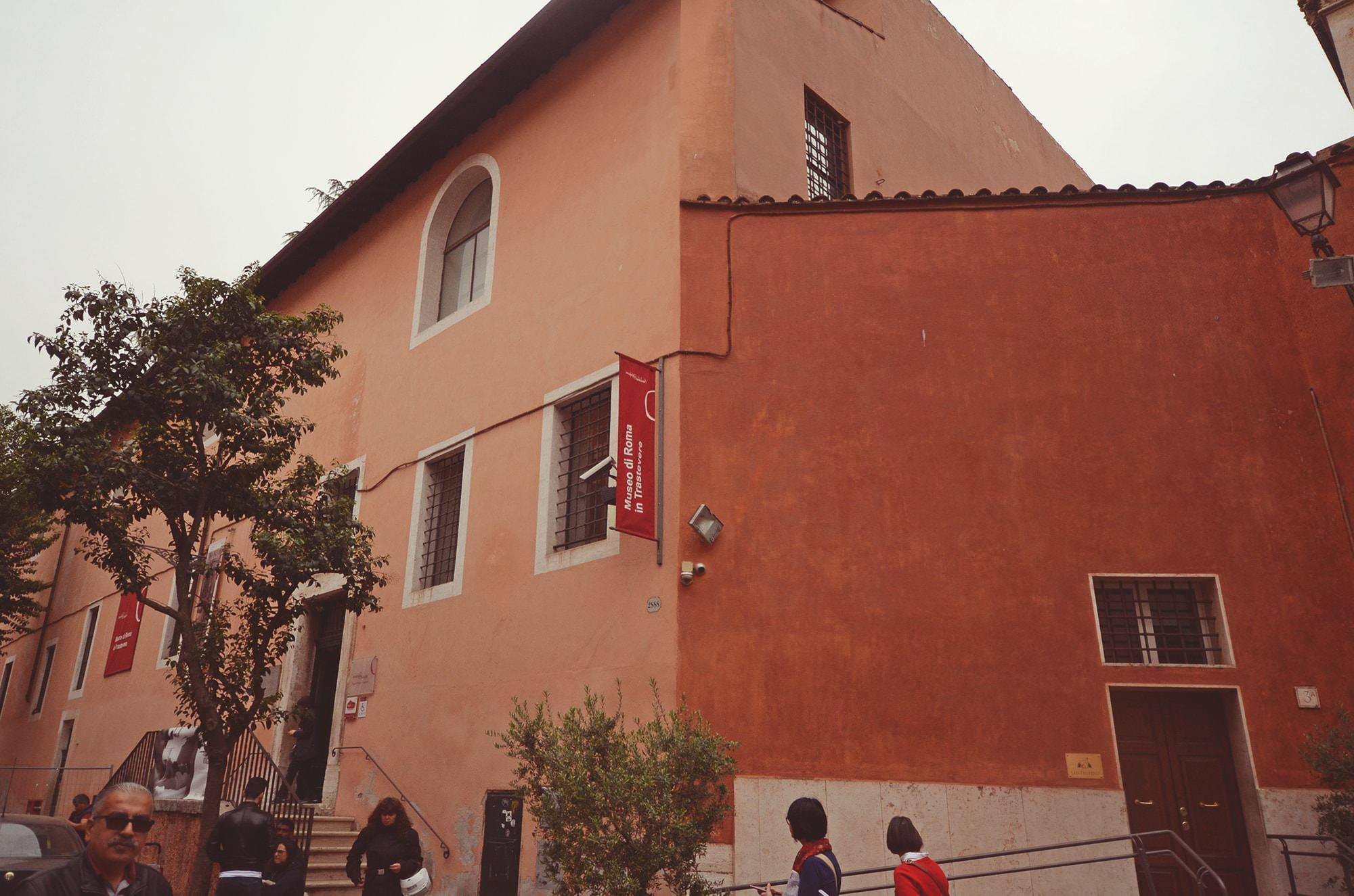 Museo di roma in trastevere tra storia e tradizioni cosa for Tradizioni di roma