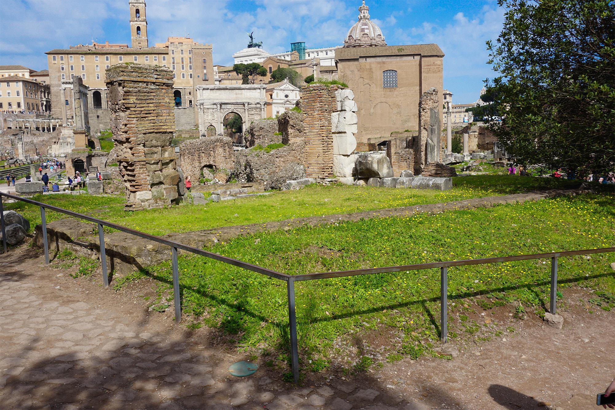 Regia parco archeologico colosseo