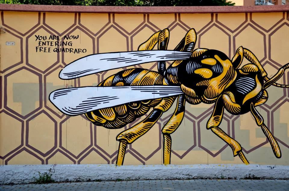street art quadraro