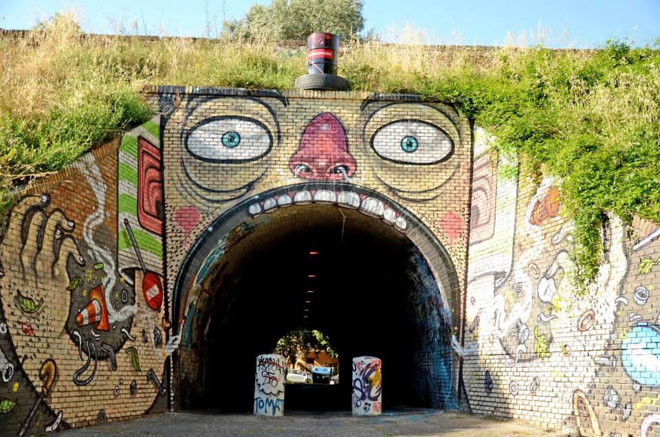 La Street Art al Quadraro