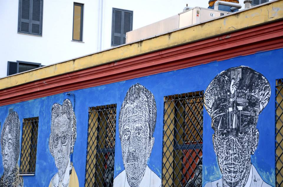 Street Art Quartiere Ostiense