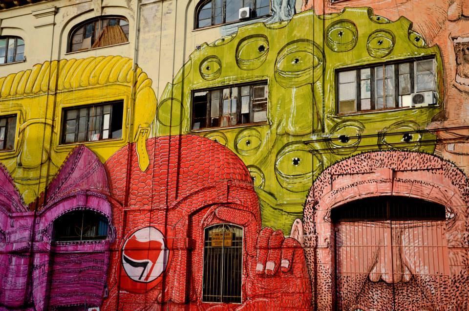 Street Art Ostiense