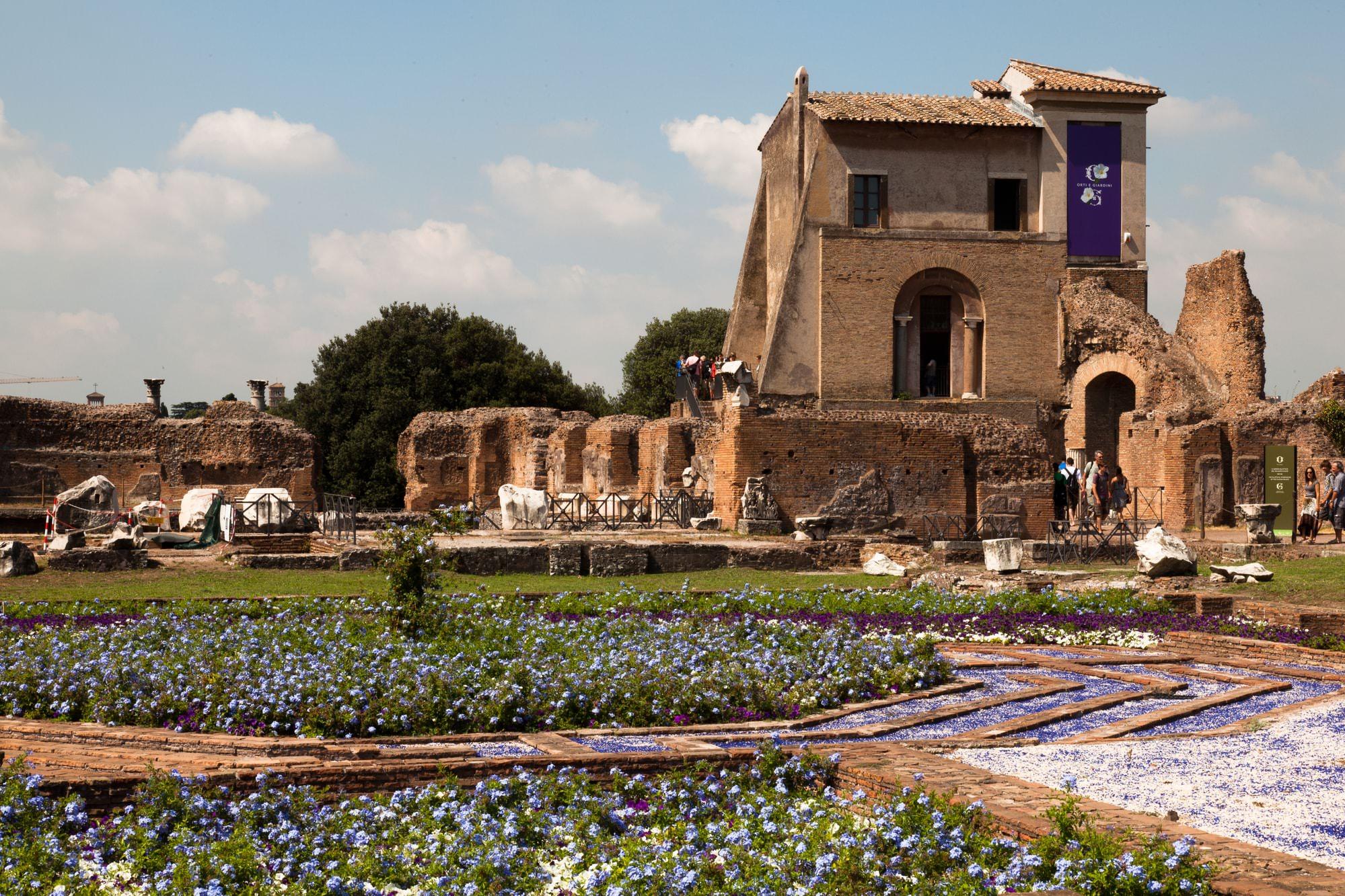 Casa di Livia al Palatino