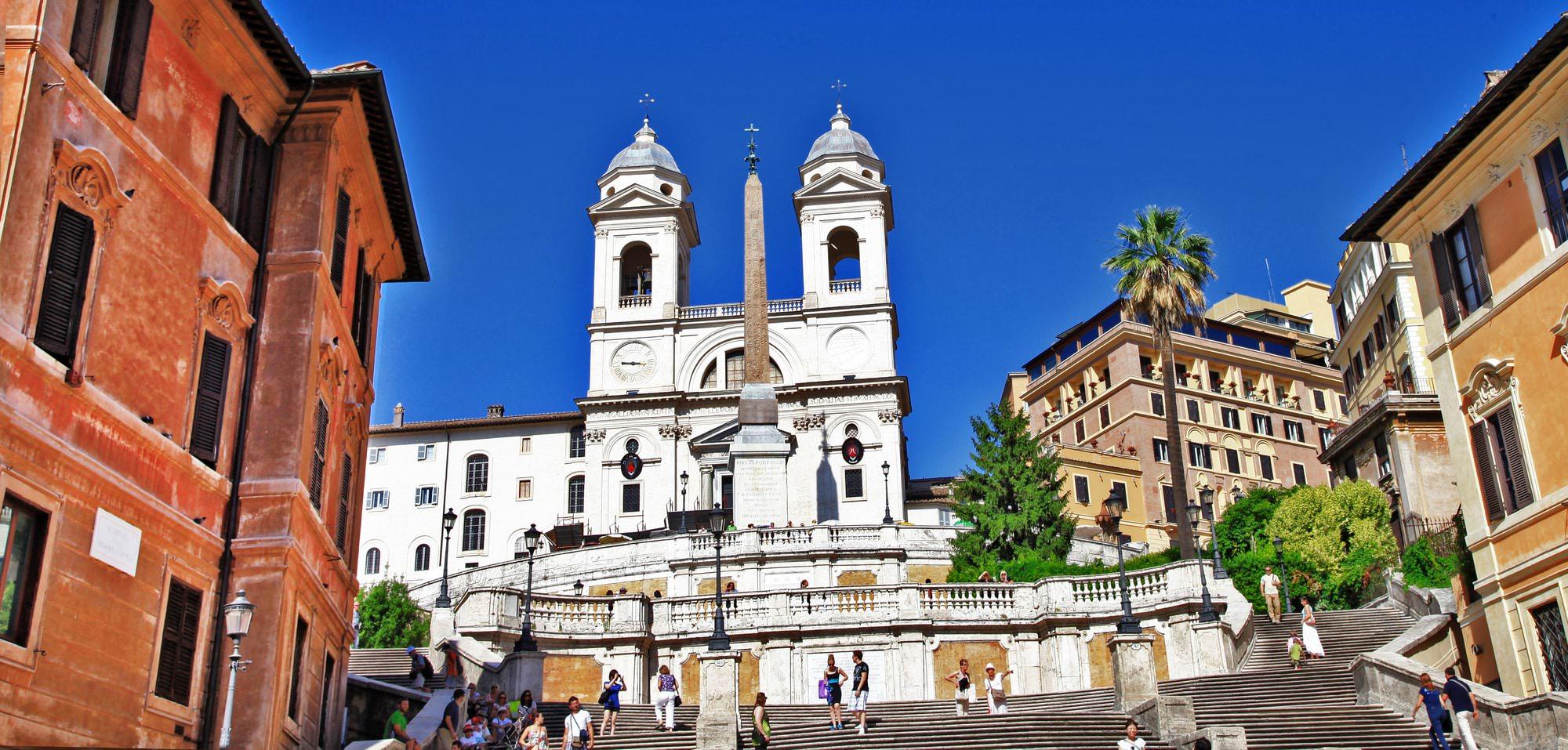 Chiesa della Santissima Trinità dei Monti