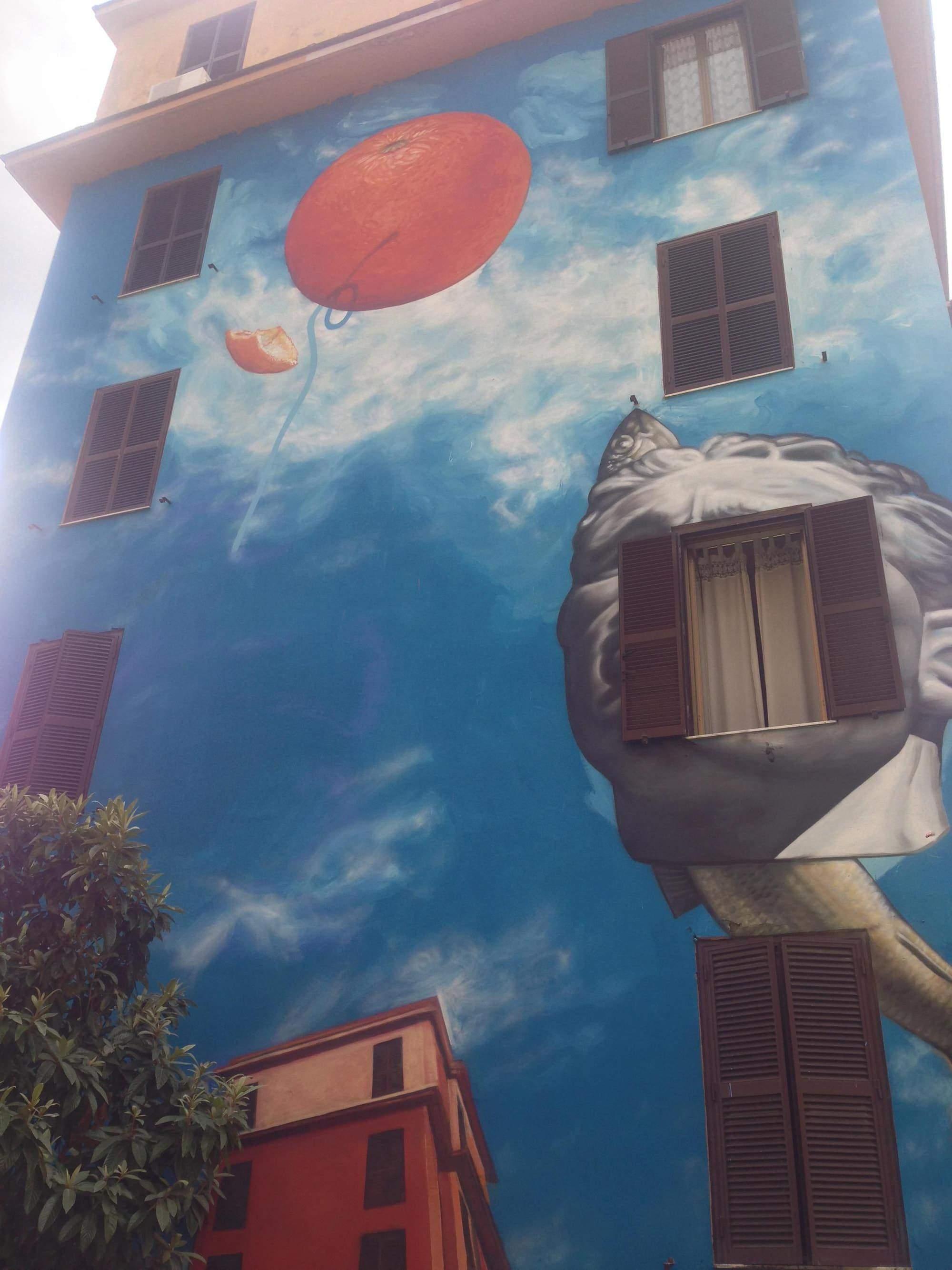 Street Art Tor Marancia
