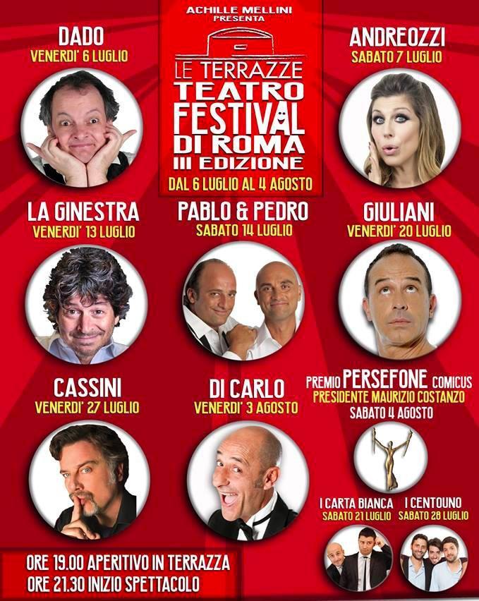 cartellone festival teatro