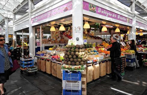 Mercato di Testaccio mercati di roma