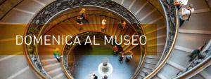 domenica al museo gratis