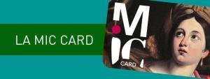 Mic Card Cosa Vedere a Roma Musei