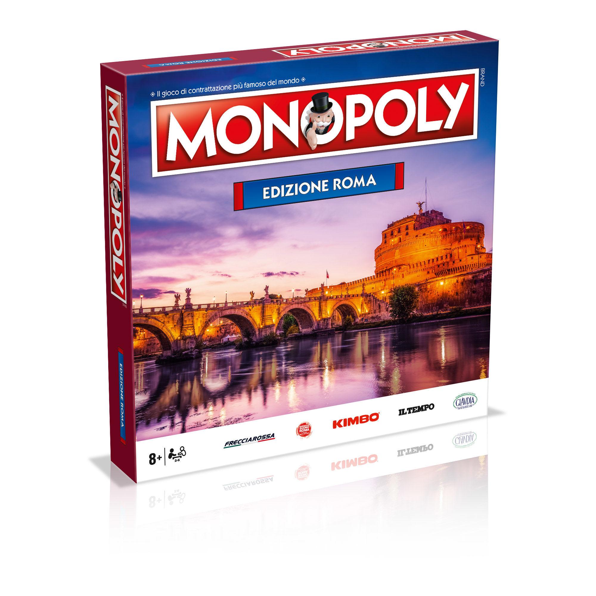 Monopoly edizione Roma