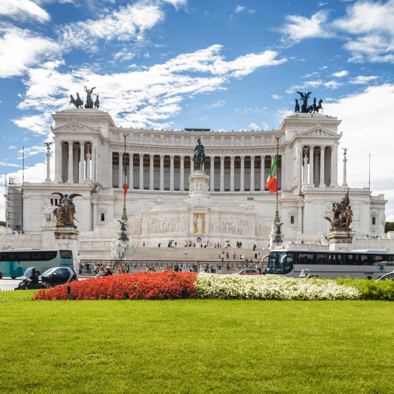 Altare della Patria Monumento a Vittorio Emanuele