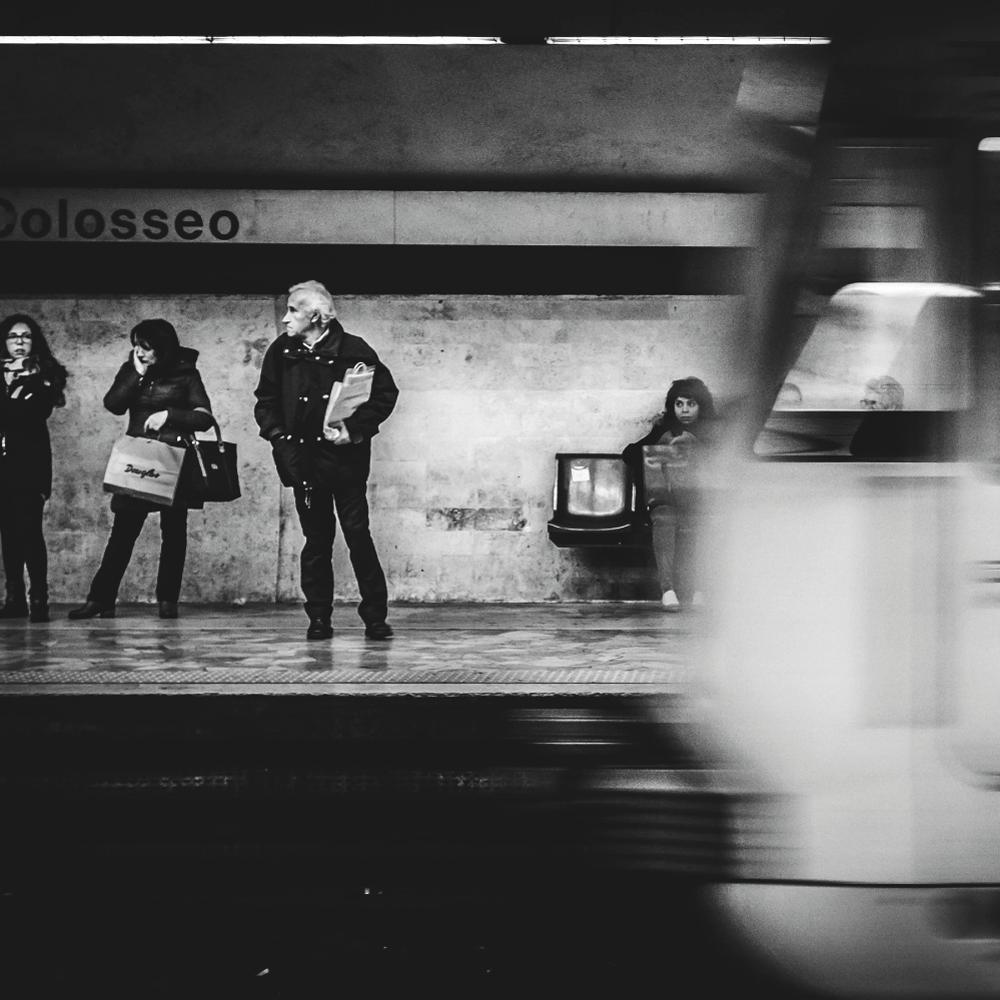 Cosa Vedere a Roma in metropolitana