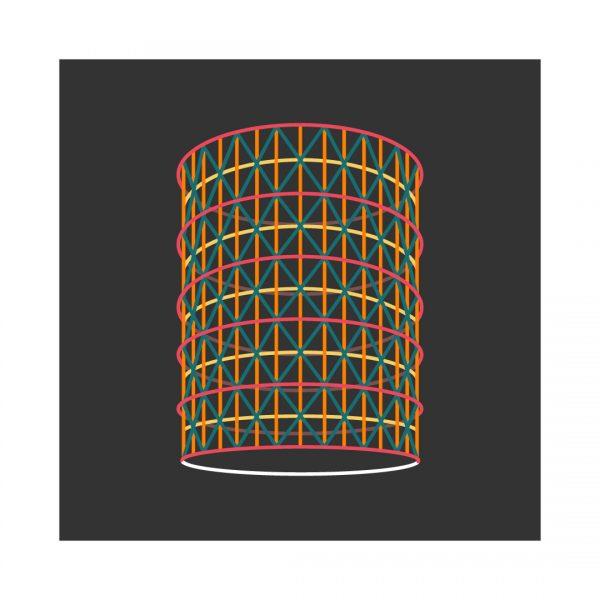 Illustrazione Gasometro