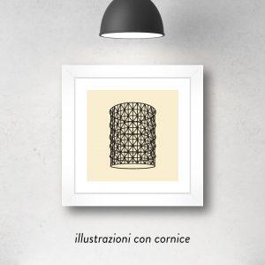 Illustrazioni con cornice